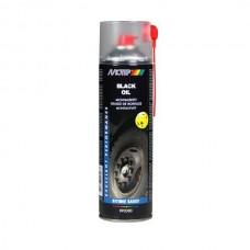 MOTIP BLACK OIL - MONTAGEVET - 500ML