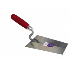 Schwan plaatsertruweel standaard 160 x 115-85 x 1.2mm