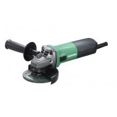 HAAKSE SLIJPMACHINE -125 MM - 900 W + SET SLIJPSCHIJVEN