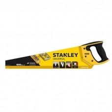 STANLEY HANDZAAG GROVE VERTANDING NASLIJPBAAR 500MM - 3,5T/INCH