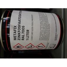 METAFIX ZINKFOSFAAT PRIMER G147 RAL7001 1L