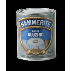 DIRECT ALUZINC ZILVER 0,75L