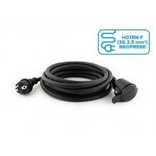 VERLENGKABEL H07RN-F 3G 2.5MM 40M